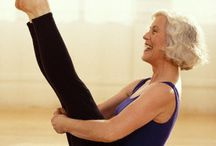 Pilates 50+ / Inspiration & Ideas for my 'Golden Oldies'. Pilates 60+ and up!