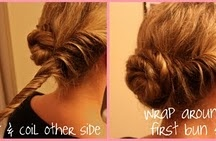 Hair styles to try...