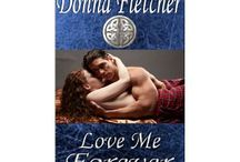 Donna Fletcher / Donna Fletcher is a USA Today bestselling romance author. To learn more about her and her books go to: http://www.donnafletcher.com/