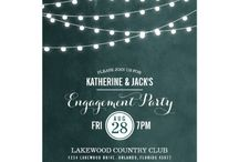 Invitations / by Rebecca Johnsen-Durkin