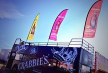 Sun, surf and #CrabbiesTime at Boardmasters! / Sun, surf and #CrabbiesTime at Boardmasters!