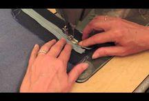 Tutorials & Info - Zippers