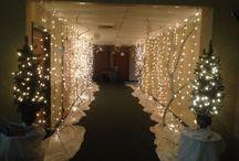 Hall decor