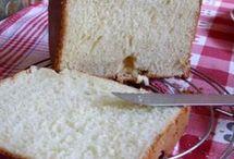 kenyérsütő gépben