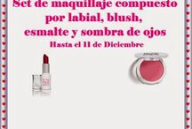 Sorteo Set de Maquillaje con By the face make up