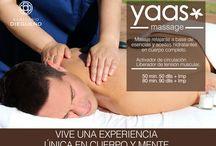 Tratamientos corporales / Tratamientos de #spa para huéspedes