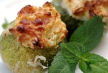 Ricette vegetariane - Vegetarian recipes / Vasta gamma di ricette vegetariane