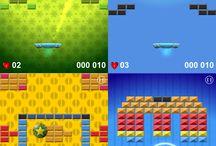 Arcade Brick Breaker - Arkanoid / Game Arcade Brick Breaker