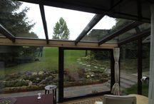 Ogród zimowy  k/ Bochni / Ogrody zimowe, oranżerie , werandy przeszklenia, wintergarden, conservatory    www.alpinadesign.pl