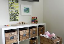 Kids storage and table & chairs
