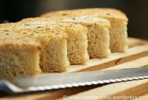 Herzhaft backen {Bread} / Alles über Brot, Sauerteig, Teige süss {All about Breads, sour dough, sweet dough,..}