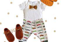 Holley+Sage / Children's clothing :: etsy.com/shop/holleyandsage  / by Jennifer Holley