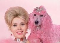 ZsaZsa Gabor glamour always / Eva, Magda, Jolie  and now only Zsa Zsa Gabor:  the sisters, the mother, the husbands, the jewels, the Hermes tack for her horses. What a woman.