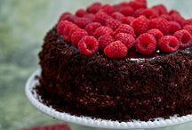 słodycze / ciasta, ciasteczka, czekolada