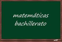 Matemáticas / Recursos matemáticos para usar en el aula