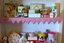 Kitschy displays ~