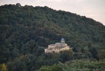 Monasteries, Abbeys and hermitages - Monasteri, eremi ed abbazie nel Lazio