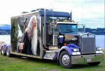 Big Trucks / by Teresa Reynolds