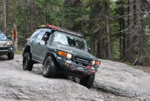 Ouray, CO wheeling/events