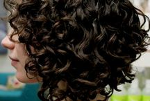 Curly Hair Styles / by Courtney | NeighborFood
