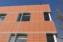 керамогранитная плитка Фасады