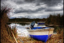 Wooden Boats / old wooden boats.