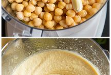 Hummus and other dippings  recipes