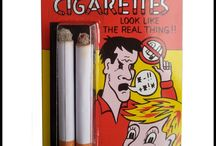 Cigarettes & Smoking Jokes / A collection of our Imitation smoking joke products. https://www.stinkyface.co.uk/collections/cigarettes