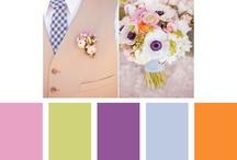 Colour Inspiration / by Jannie van Huizen