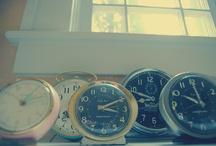 clocks / by Leeanna Yager-Delaney