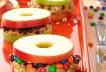 Snacks / by Brandi Homeyer