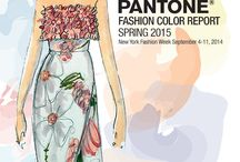 Pantone Spring Fashion Color 2015