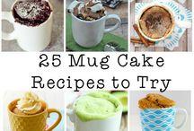 Cake & Dessert Recipes