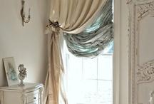 WONDERFUL WINDOW TREATMENTS / by Obee Designs