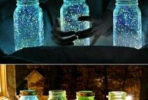 mason jars, bottles and cans / by Chris O'Neil