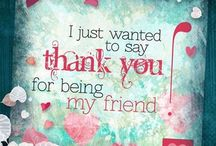 Thank You Quotes / a collection of stunning images related to thank you quotes that you might need in your day to day life or for some special occasion when acknowledging a gift, service, or compliment, or accepting or refusing an offer.