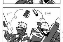 OW comics