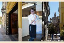 Restaurante Seu Xerea / Cocina de fusión en Valencia