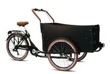 Cargo Bikes | Dutch Bakfiets