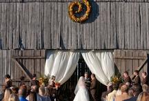 Ceremony set up  / by Daley Linn