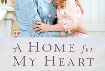 A Home for My Heart / My third novel. (Sept. 2013). Historical fiction. Orphan home in 1910.