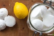 Reinigungsmittel gegen Kalk