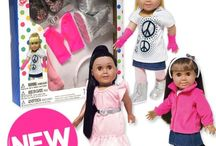 """Springfield Gift Sets for 18"""" Dolls / Variety of gift sets for your 18 inch doll store.springfielddolls.com"""