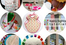 easy projects ( sew baby sew)