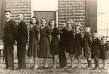 Grote gezinnen / Foto's van grote Brabantse gezinnen uit de fotocollectie van het BHIC