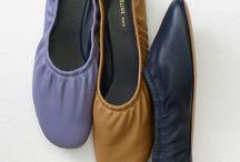 Soft Leather Flats