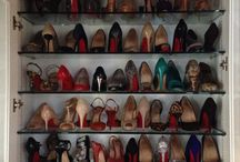 Nothing to wear / Organizing shoes