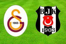 Galatasaray Beşiktaş Derbi Maçı Resimleri / Galatasaray ve Beşiktaş arasında oynanan Derbi Maçı Resimleri