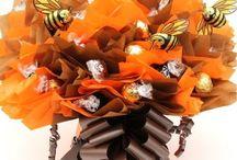Ferrero & Lindor Chocolate Bouquets