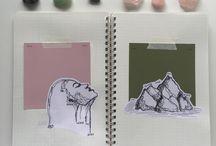 Inspiration Gallery - Sketchbook Ideas